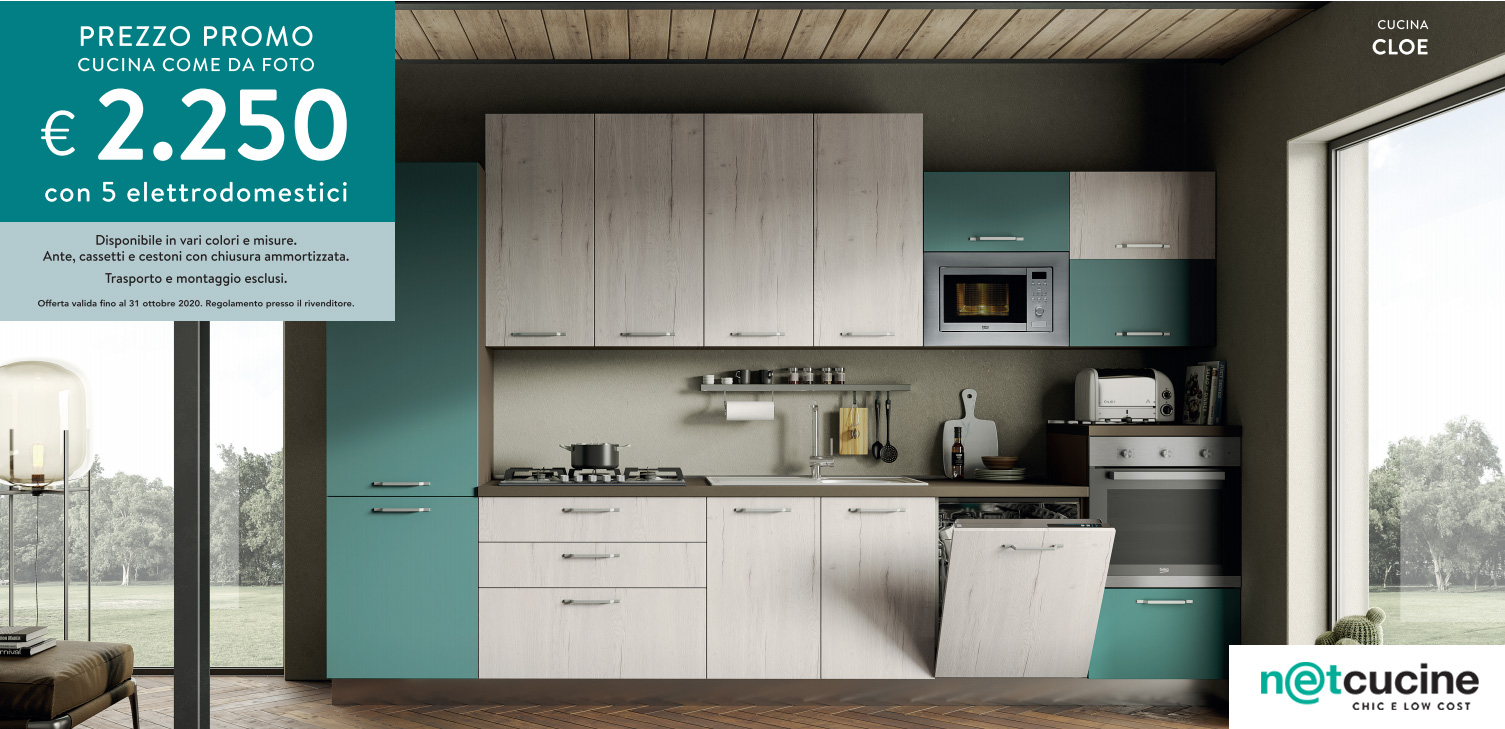 Promo Cucina Cloe - Net Cucine